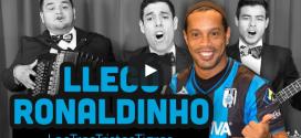 Llego Ronaldinho