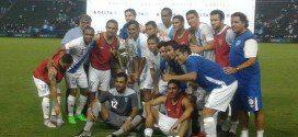 Selección de Guatemala gana la Copa Delta 2015