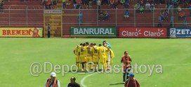 Deportivo Guastatoya derrota 3-0 a Municipal
