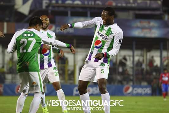 Antigua GFC jugadores inhabilitados