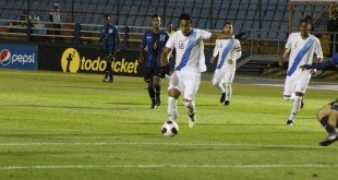 Guatemala derrota 3-1 Honduras