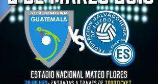 Guatemala vs El Salvador