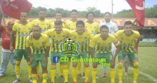 Deportivo Guastatoya 1-0 Cobán Imperial