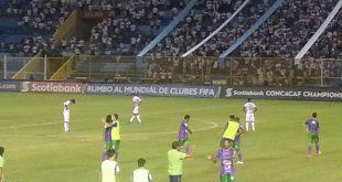 Alianza FC 1-1 Antigua GFC