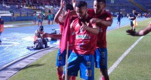 Danilo Guerra debuta con gol