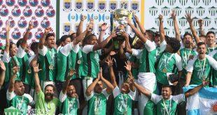Antigua GFC Campeón del #Apertura2016