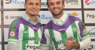 Antigua GFC presenta a José Manuel Contreras y Jairo Arreola