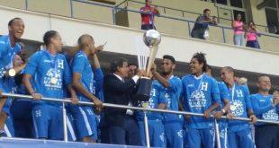 Selección de Honduras