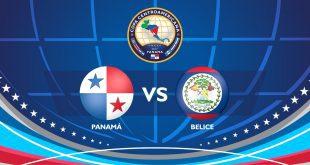 Selección de Panamá enfrenta a la Selección de Belice