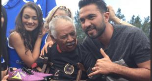 Don Higinio Recibe Homenaje de Municipal por ser fiel seguidor del Club
