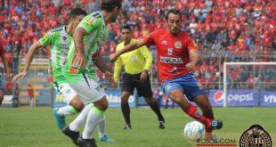 Municipal 2-2 Antigua GFC