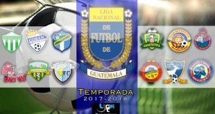 Fichajes en la Liga Nacional del Fútbol de Guatemala