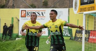Deportivo Guastatoya derrotó a Cobán Imperial