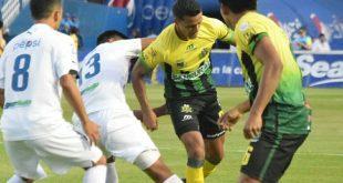 Comunicaciones 1-0 Deportivo Guastatoya