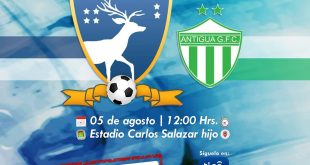 Suchitepequez vs Antigua GFC Jornada 2 #Apertura2017