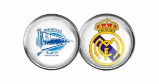 Alavés vs Real Madrid | Liga BBVA