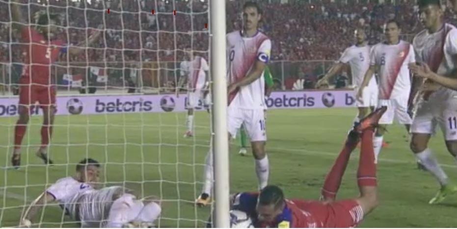 VIDEO: Gol Fantasma Clasifica a Panamá al Mundial de Rusia 2018