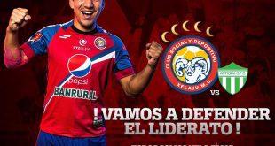 Xelajú MC vs Antigua GFC Jornada 15 del Apertura 2017