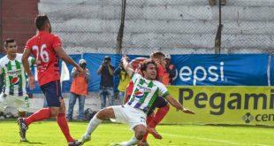 Antigua GFC enfrenta a Deportivo Malacateco