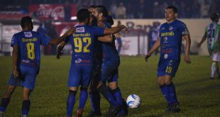 Cobán Imperial derrota 1-0 a Antigua GFC