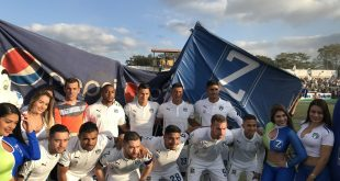 Comunicaciones pierde ante el Campeón Antigua GFC