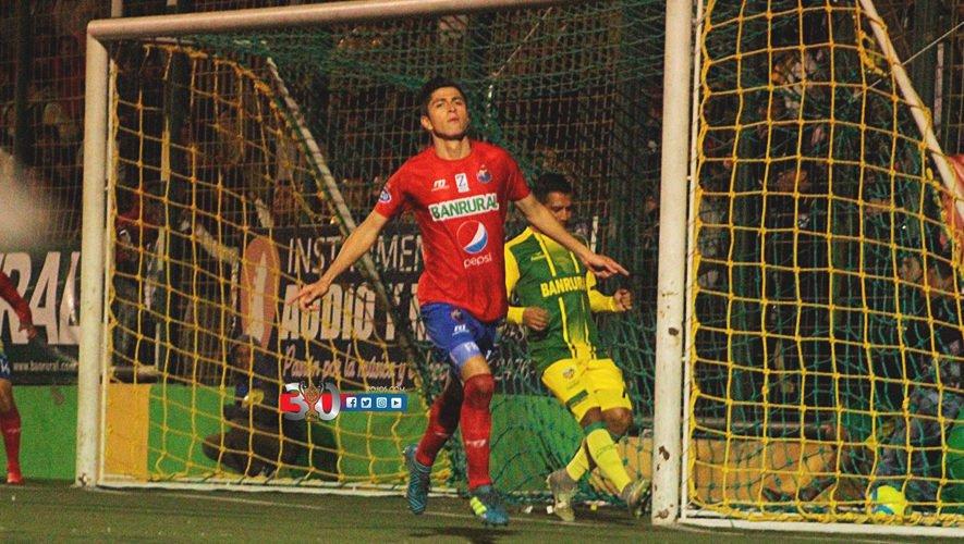 Petapa vs Municipal Jornada 1 del Torneo Clausura 2018