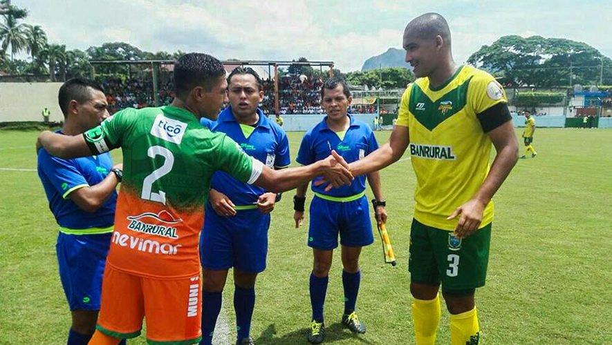 Deportivo Siquinalá vs Deportivo Petapa
