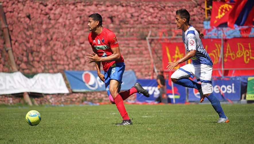 Municipal vs Deportivo Suchitepéquez
