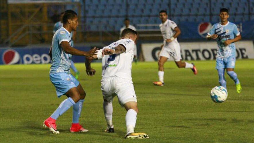 Comunicaciones vs Deportivo Sanarate