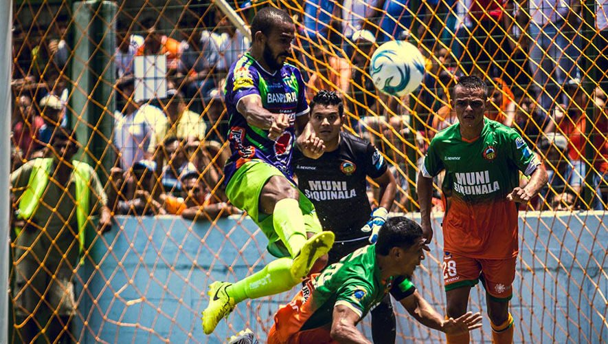 Deportivo Siquinalá vs Antigua GFC