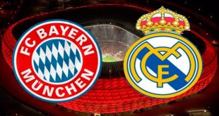 Bayern Múnich vs Real Madrid EN VIVO