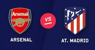 Atlético de Madrid vs Arsenal