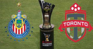 Chivas del Guadalajara vs Toronto FC