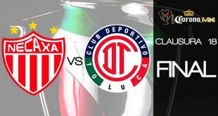 Necaxa vs Toluca Gran FINAL Copa MX