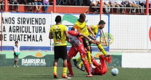 Malacateco vs Marquense