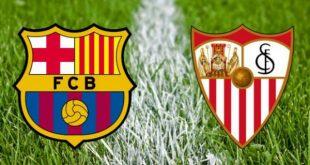 Barcelona vs Sevilla Copa del Rey 2018