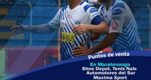 Deportivo Suchitepéquez vs Municipal