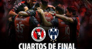 Xolos de Tijuana vs Monterrey EN VIVO