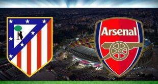 Atlético de Madrid vs Arsenal EN VIVO