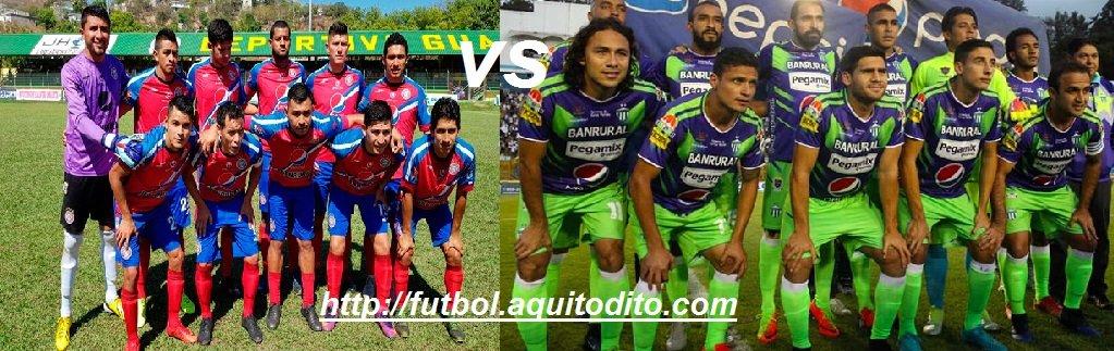 Xelajú MC vs Antigua GFC EN VIVO