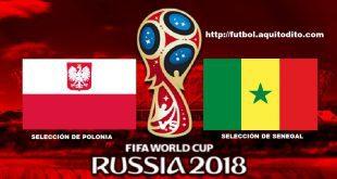 Polonia vs Senegal EN VIVO
