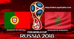 Portugal vs Marruecos EN VIVO
