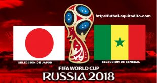 Japón vs Senegal EN VIVO