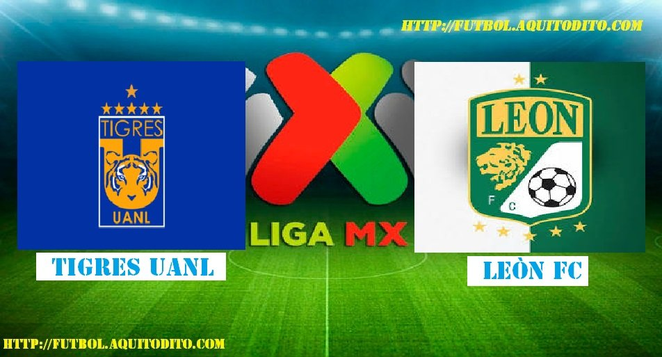 Tigres UANL vs León FC EN VIVO