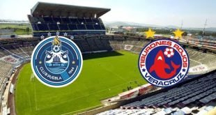 Puebla vs Veracruz EN VIVO