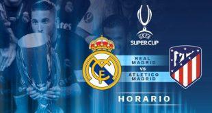 Real Madrid vs Atlético Madrid EN VIVO