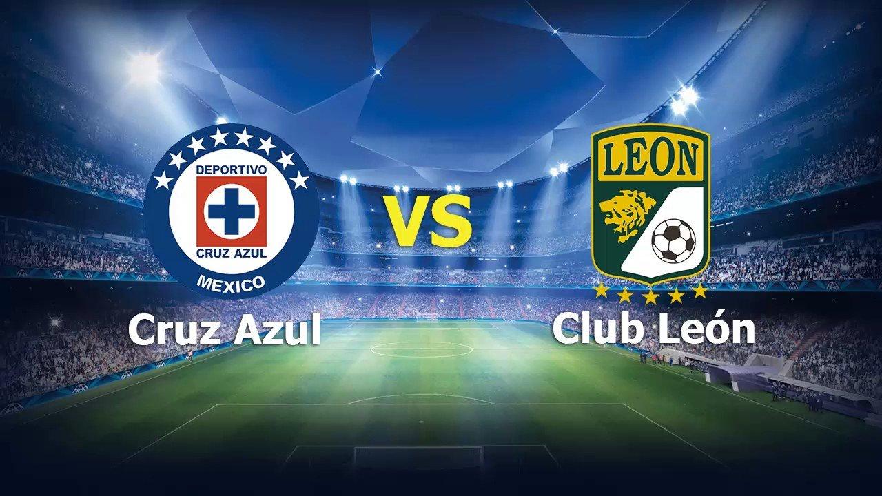 Cruz Azul vs León FC EN VIVO