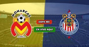 Chivas vs Morelia EN VIVO