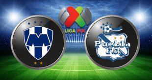 Monterrey vs Puebla EN VIVO