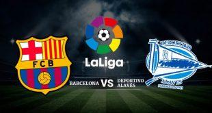 Barcelona vs Alavés en VIVO y en DIRECTO